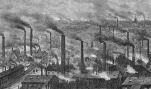 Cheshire Industrial Revolution